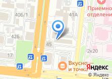 Компания «Студенческий центр» на карте