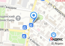 Компания «Центр развития социальной сферы» на карте