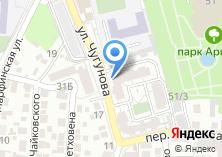 Компания «НОРМЕД ГИНЕКОЛОГИЧЕСКАЯ КЛИНИКА ДОКТОРА БУРОВА» на карте