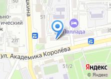 Компания «Савиновъ» на карте