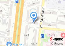 Компания «АстРеал» на карте