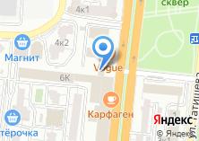 Компания «Ярослав» на карте