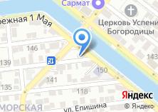 Компания «АСТдевелопер» на карте