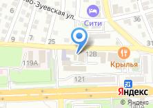 Компания «Макеев П.А.» на карте
