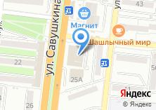 Компания «Призыв» на карте