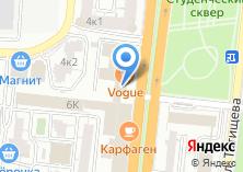 Компания «Агентство помощи в обучении» на карте