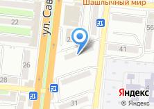 Компания «Далорес» на карте
