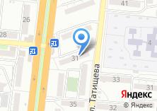 Компания «Мой» на карте