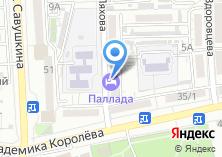 Компания «ОргТехСервис» на карте