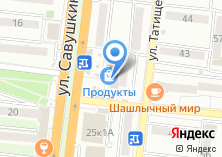 Компания «СВИТ Дизайн» на карте