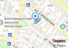 Компания «Министерство культуры Астраханской области» на карте