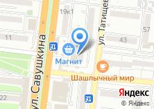 Компания «Алая роза» на карте