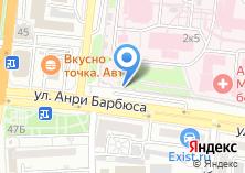 Компания «Сеть магазинов трикотажа» на карте