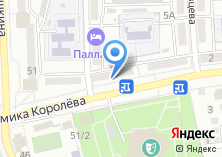 Компания «АКБ Экспресс-Волга» на карте