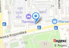 Компания «КБ Новопокровский» на карте