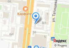 Компания «ПЕДАнт» на карте