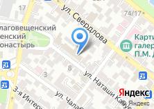 Компания «Агентство по делам молодежи Астраханской области» на карте