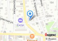 Компания «Агентство по организации праздников» на карте