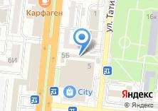 Компания «Zoom» на карте