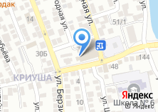 Компания «Эльвира» на карте