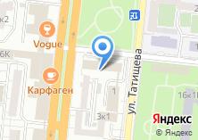 Компания «КаспНИРХ» на карте