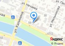 Компания «На Набережной» на карте