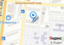 Компания «Milashka» на карте