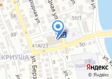 Компания «Батоша» на карте