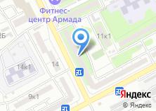 Компания «Астра-Флора» на карте
