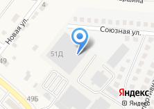 Компания «Логистический центр» на карте