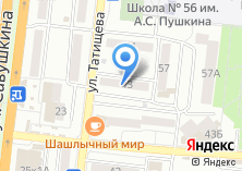 Компания «ДеАл» на карте