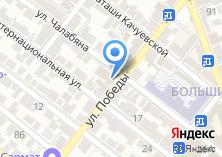 Компания «Саратовская государственная юридическая академия» на карте