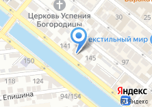 Компания «Астраханьагросервиспромдорстрой» на карте