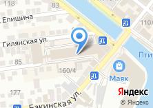Компания «Стильно» на карте