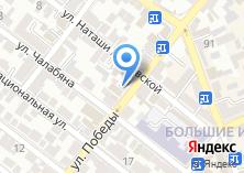 Компания «АльфаВет» на карте