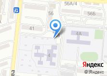 Компания «Строящийся жилой дом по ул. Татищева» на карте