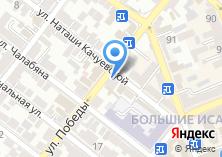 Компания «Детектив» на карте