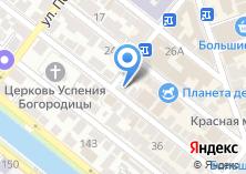 Компания «1000 и 1 мелочь» на карте
