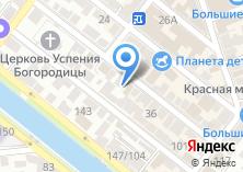 Компания «Оскар» на карте