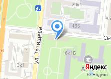 Компания «Ас» на карте