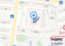 Компания «Коррекция и развитие» на карте