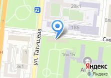Компания «Багдат» на карте