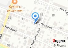 Компания «Промтехсервис» на карте