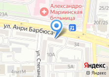 Компания «Автопоиск-Астрахань» на карте
