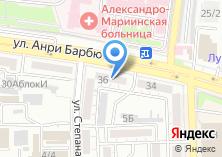 Компания «Монолит+» на карте