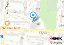 Компания «Бенефис-Тур» на карте