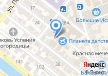 Компания «Губерния» на карте