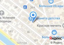 Компания «Планета детства» на карте