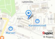 Компания «Аст-ИНСТРУМЕНТЫ-STURM» на карте