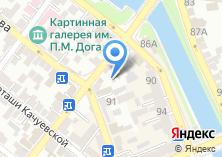 Компания «Акция» на карте